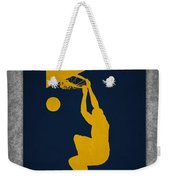 Utah Jazz Weekender Tote Bag