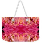 Valley Porcupine Abstract Weekender Tote Bag