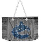 Vancouver Canucks Weekender Tote Bag
