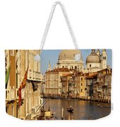 Venice Grand Canal Weekender Tote Bag