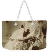 Victoria Of England (1819-1901) Weekender Tote Bag
