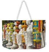 Vietnamese Temple Shrine Weekender Tote Bag