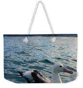 Wandering Albatross Weekender Tote Bag