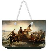 Washington Crossing The Delaware Weekender Tote Bag