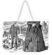 William II Of Germany (1859-1941) Weekender Tote Bag