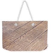 Wooden Floor Weekender Tote Bag
