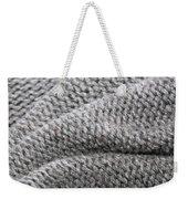 Wool Background Weekender Tote Bag