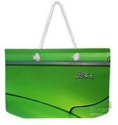 40 Ford - Side Logo-8677 Weekender Tote Bag