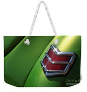 40 Ford - Tail Light-8531 Weekender Tote Bag