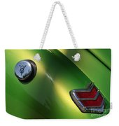 40 Ford - Tank N Tail Light-8527 Weekender Tote Bag