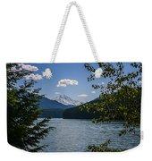 40620-3 Detroit Lake And Mt Jefferson Weekender Tote Bag