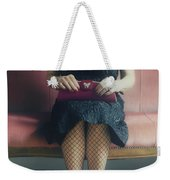 40s Lady Weekender Tote Bag by Joana Kruse