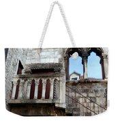 Views Of Split Croatia Weekender Tote Bag
