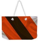 Cleveland Browns Weekender Tote Bag
