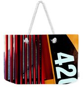 420 Too Weekender Tote Bag
