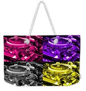426 Hemi Head Pop Weekender Tote Bag