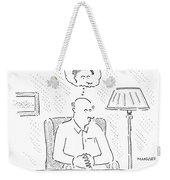 New Yorker December 8th, 2008 Weekender Tote Bag