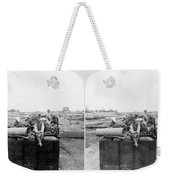 China Boxer Rebellion Weekender Tote Bag