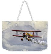 450 Hp Stearman Weekender Tote Bag