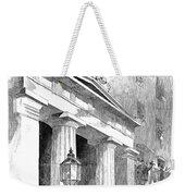 Abraham Lincoln (1809-1865) Weekender Tote Bag