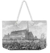 French Revolution, 1789 Weekender Tote Bag