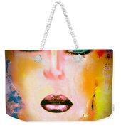 Ghislaine Weekender Tote Bag