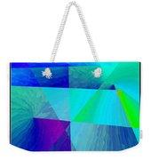 Imaginary Solutions Series Weekender Tote Bag by Sir Josef - Social Critic -  Maha Art