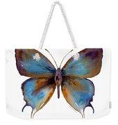 48 Manto Hypoleuca Butterfly Weekender Tote Bag by Amy Kirkpatrick