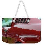 Classic Mustang Weekender Tote Bag
