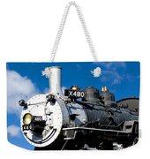 480 Locomotive Weekender Tote Bag