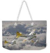487th Bomb Group Weekender Tote Bag