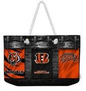 Cincinnati Bengals Weekender Tote Bag