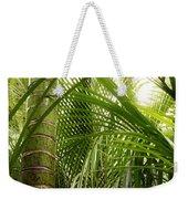 Jungle Weekender Tote Bag by Les Cunliffe