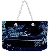 49 Packard Survived Weekender Tote Bag