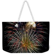 4th Of July 1 Weekender Tote Bag by Marilyn Hunt