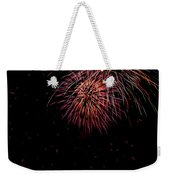 4th Of July 9 Weekender Tote Bag