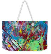 4th Of July Weekender Tote Bag by Donna Blackhall