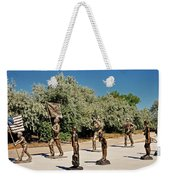4th Of July Parade Weekender Tote Bag
