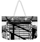 Abandoned Sugarmill Weekender Tote Bag