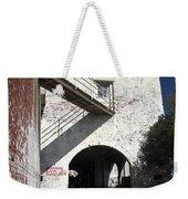 Alcatraz Island Weekender Tote Bag