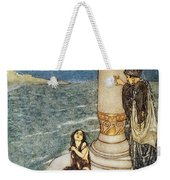 Andersen: Little Mermaid Weekender Tote Bag