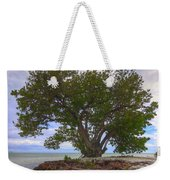 Anne's Beach-1 Weekender Tote Bag