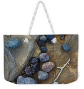 Art Rock Weekender Tote Bag