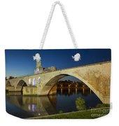 Avignon Bridge Weekender Tote Bag