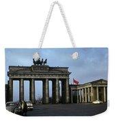 Berlin 1961 Weekender Tote Bag