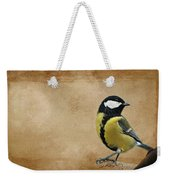 Bird Weekender Tote Bag