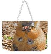 Black-tailed Prairie Dog Weekender Tote Bag
