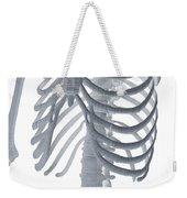 Bones Of The Torso Weekender Tote Bag