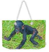 Bonobo Baby Weekender Tote Bag
