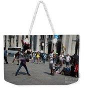 Breakdancers Weekender Tote Bag